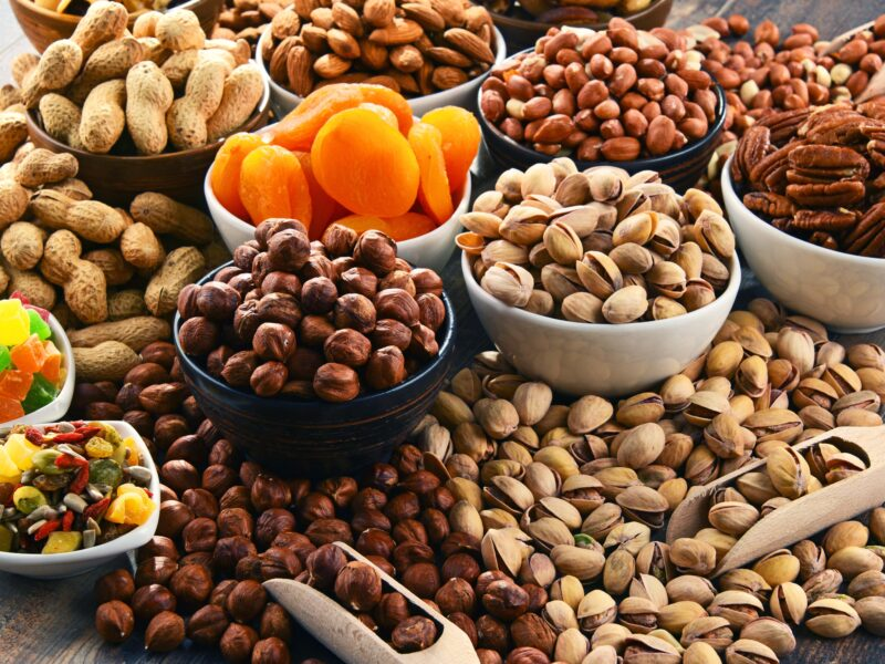 nuts and snacks online